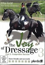DVD The Joy of Dressage 3 Competitive Success NEW & SEALED