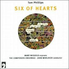 John Woolrich : Six of Hearts CD
