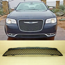 Matte Black Front Grille Bentley Look Lower 2015 2016 2017 For Chrysler 300