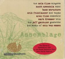 Assemblage 2003 by Various; Nels Cline (CD, 2003, Cryptogramophone) SEALED