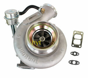 HX40W SUPER DRAG Diesel Turbo Charger Fits Holset T3 Flange Dodge RAM CUMMINS