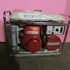 Honda Generator E 1500 Classic Honda Motor AC
