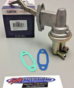 Carter M6882 Ford 351C 351M 400M Engines Muscle Car Series Mechanical Fuel Pump