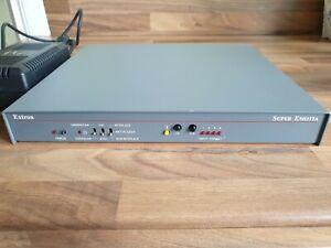 Extron Super Emotia VGA BNC Scaler. BVM PVM