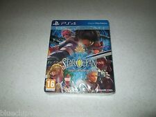 Star Ocean Integrity And Faithlessness Limited Edition PS4 UK Import Unopened