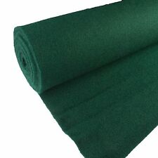 5 Yards Green Upholstery Durable Un-Backed Automotive Trim Carpet 40
