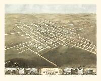 Sedalia Missouri - Ruger 1869 - 23.00 x 28.80