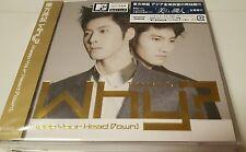 Tohoshinki Korean DBSK TVXQ Keep your head down CD+DVD New