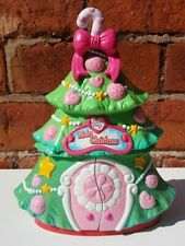 Rare My Little Pony Minty Christmas Play Set Kitchen Complete