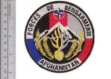 France Police Afghanistan Gendarmerie Nationale Afghanistan French National Poli