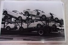 1965 FORD SHELBY MUSTANG ON TRUCK BEFORE CONVERSION ? 11 X 17  PHOTO  PICTURE