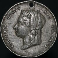 1887 | Victoria 'Born, Ascended, Crowned, Married, Jubilee' Medal | KM Coins