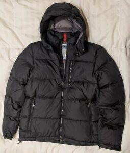 LAST! POLO RALPH LAUREN Men's El Cap Down Jacket, BLACK, M, Removable Hood, $298
