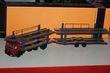 MAN Autotransporter with Trailer 1:43 Ixo TTRX007 neu & OVP