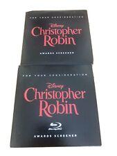 FYC Christopher Robin DVD Blu Ray Disney Christopher Oscar Screener 2019