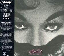 Derek Bailey - Ballads [New CD]
