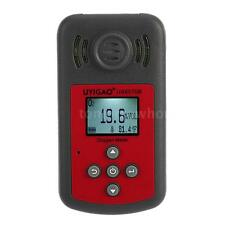 Portable Oxygen Concentration Meter O2 Gas Tester Detector UA6070B UYIGAO T7W2