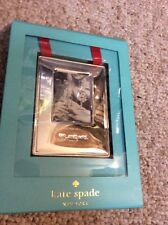 $30 Kate Spade  'darling point' frame ornament Mr & Mrs  Bin S