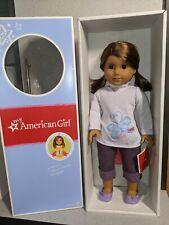 My American Girl Doll 28 Short Brown Hair Eyes New