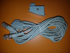 Original AVM Y-Kabel für Fritzbox 7270, 7390, 7490, 7360 RJ45 zu TAE mit Adapter