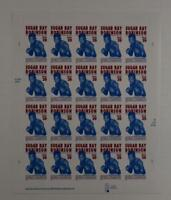 US SCOTT 4020 PANE OF 20 SUGAR RAY ROBINSON STAMPS 39 CENT FACE MNH