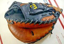 """New listing 32"""" Wilson A700 Leather Baseball Catchers Catcher Mitt Glove A0700 CM32"""