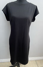 Dress L Size 14-16 Black H&M BNWT RRP£14.99 <MM1992