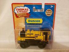Thomas wooden Railway New NIB Duncan Learning Curve