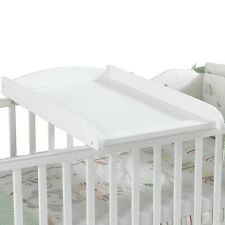 Universal Cot Top Baby Changer, Baby Dresser Table   White