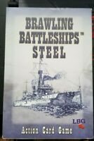 Lost Battalion Wargame Brawling Battleships 1st Edition SUPER RARE OUT OF PRINT