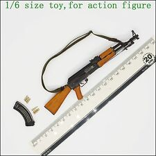 Y06-92 1/6 scale soldier story metal AK/56 Assault Rifle