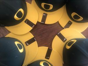 Nike Oregon Ducks Player's True Swoosh Flex Hat - Green AS IS! READ DESCRIPTION!