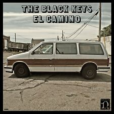 The Black Keys ‎– El Camino ( CD - Album - New Not Sealed )