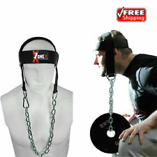 Weight Lifting Head Harness Neck for Dipping Building Gym Training Exercise