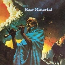 """Raw Materiale: """"S/T"""" (CD)"""