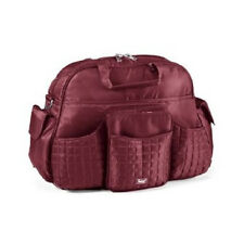 New Lug Travel TUK TUK Baby Diaper Gym Carryall  Bag CRANBERRY RED gift