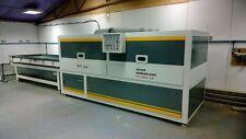 Ex Demo Interwood TVF A1Z 301100 Vacuum Press £17,000 + Vat