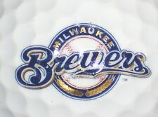 (1) Milwaukee Brewers Major League Baseball Mlb Logo Golf Ball