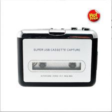 USB Cassette Tape to MP3 iPod CD Converter Capture Audio Music Player walkman C
