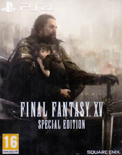 Final Fantasy XV 15 Steelbook Edition (PS4) (NEU & OVP) (UNCUT) (Blitzversand)