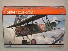 Eduard 1/48 Scale German Fokker D.VII (OAW) - Profipack