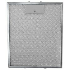Silver Grease Filter For INDESIT HOTPOINT Cooker Hood Metal Mesh Vent 300 250mm