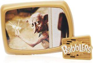 Harry Potter Babbler Dobby Talking Keycard Holder with Lanyard