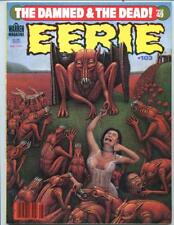 Eerie #103    The Damned and the Dead