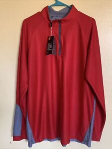 Under Armour Red/Gray Pullover 2016 HT-904690