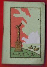 "1946 - Mini Calendrier,agenda- Publicitaire""Librairie Verniau,Dole"