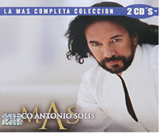 Marco Antonio Solis La Mas Completa Coleccion 2CD NEW nuevo Sealed