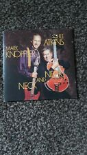 MARK KNOPFLER & CHET ATKINS: Neck And Neck. 1990 CD Album. Excellent.