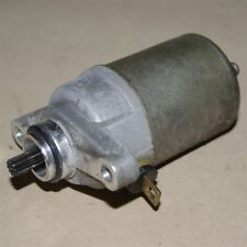 Used Starter Motor For a MCI City 50cc Scooter