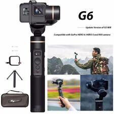 Feiyu G6 Handheld Gimbal 3-Axis Splash Proof For GoPro Hero 6/5/4/3/Session RX0